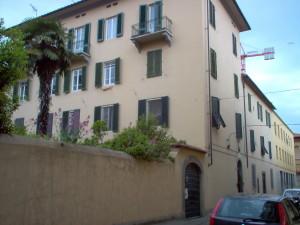 Veduta esterna della Casa Giannini